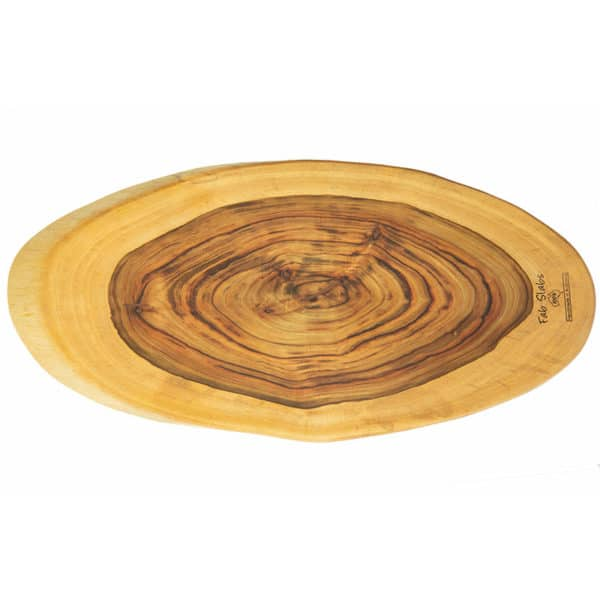 cross cut cutting board 25